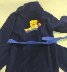Детский халат от 3х лет