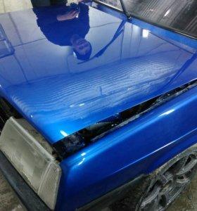 Кузовной ремонт авто и ходовой