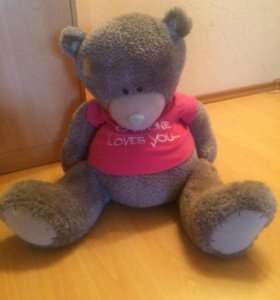 Плюшевый медвежонок :)