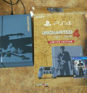 Ps4 1tb uncharted exclusive edition