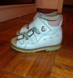 Детские ортопедические сандальки
