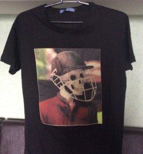 Новая футболка, размер S