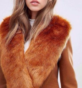 Красивый шарф-воротник Zara