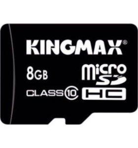 micro SD 8GB class10
