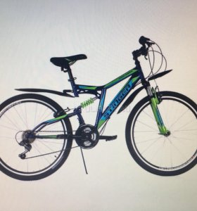 Велосипед Stinger Highlander 100v 26 (2017)