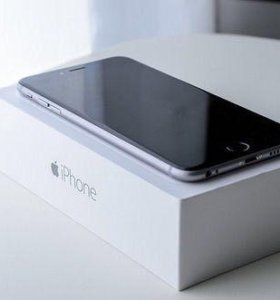 Новый iPhone 6 16gb c Touch ID