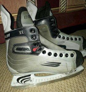 Хоккейные коники BAUER