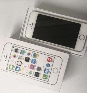 Apple iPhone 5s gold 32гб