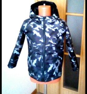 Куртка детская пошив.