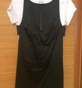 Zara, ультрамодное платье