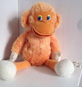 Мягкая игрушка обезьяна 55 см