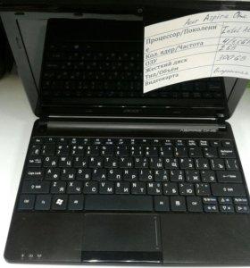Нетбук Acer Aspire ze7