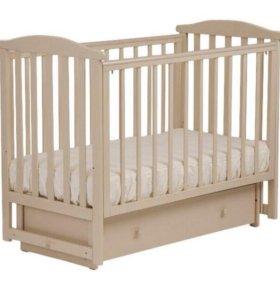 Кроватка лель+Матрас