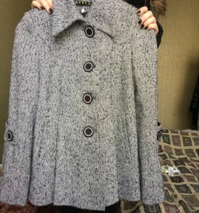 Пальто демисезонное💕