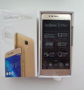 Новый Asus Zenfone 3 max