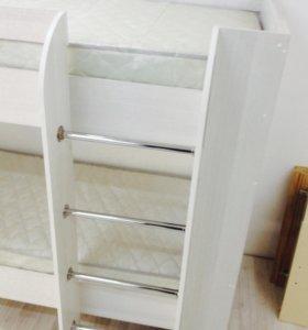 Двухъярусная кровать новая от производителя