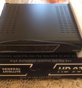 Спутниковый приёмник HD 9300