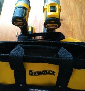 DeWalt DCK299M2 набор