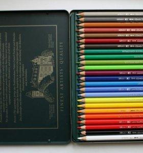 "Набор цветных карандашей ""Albert Durer"". 24шт"