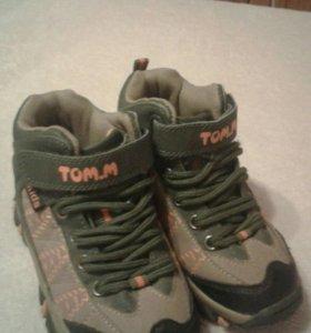 Ботинки демисезонные Том.м.26 размер.