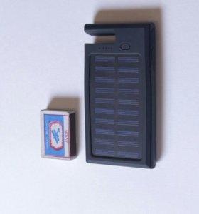 🔋Новый портативный аккумулятор на солн. батарее