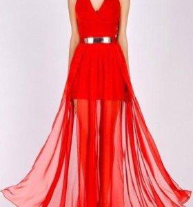 Вечернее платье/ прокат 700р