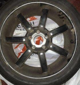 Porsche Cayenne диски