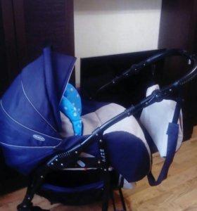 Детская коляска Verdi zipy 3в1