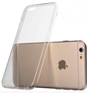 Силиконовые чехлы для IPhone 5,6