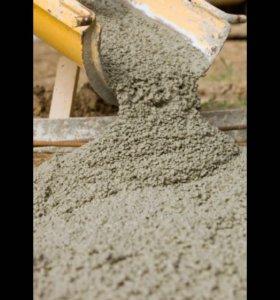 Бетон на гравийном камне