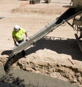 Гранитный бетон