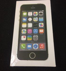 Новый iPhone 5s 16gb c Touch ID