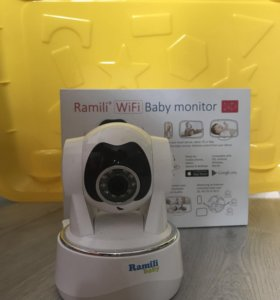 Видеоняня Wifi Ramili Baby monitor