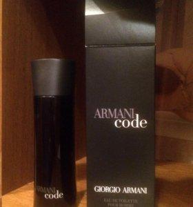 "Giorgio Armani ""Armani Code Homme"" 75ml"