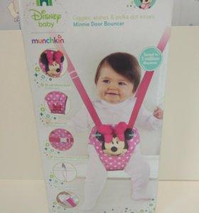 Прыгунки Minnie Disney