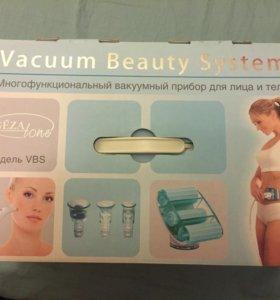 Подарок для женщины/девушки.Вакуумный массажёр
