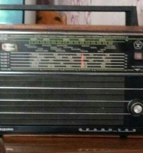 Радио приёмник океан 209
