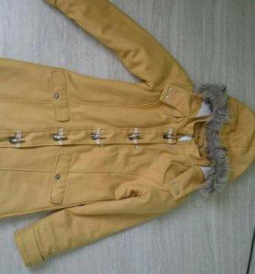 Пальто для девочки KANZ