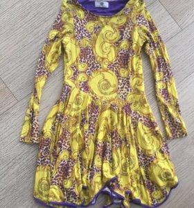 Versace платье