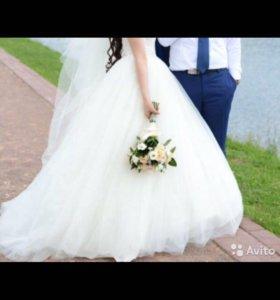 Свадебное платье Nora Noviano Италия