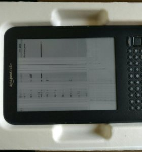 Amazon Kindle Keyboard 3G + Wi-Fi