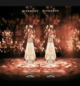 Givenchy ange ou demon edt