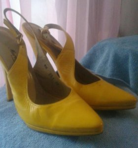 Туфли натуралка 35-36 размер