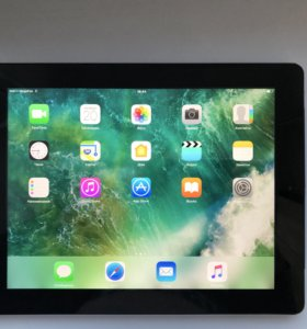iPad 4 LTE 32 г   + cellular. WI-FI