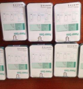 Чехлы-аккумуляторы. Для Айфон 4/4s
