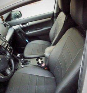 Чехлы на сидения для авто