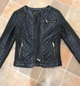 Куртка кожа PU