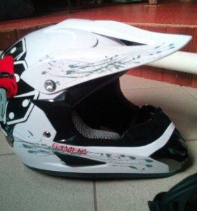Новый ATV шлем