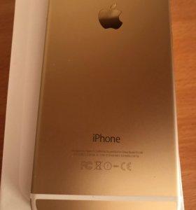 iPhone 6 64gb золотой
