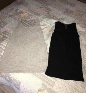Майки-платья, туники